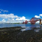 the Three Bridges over the Fourth Firth